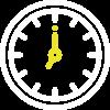 clock-reloj