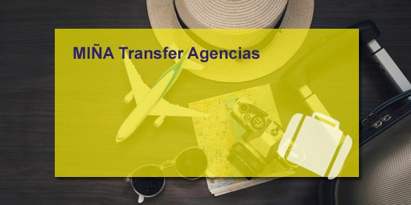 Miña Transfer Agencias