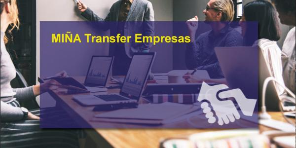 Miña Transfer Empresas