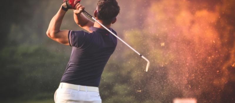 golf y eventos deportivos